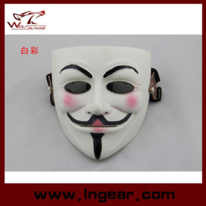 V Killer Mask Movie Mask Tactical Mask for Airsoft pictures & photos