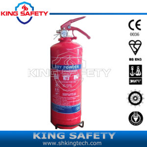 CE 2kg ABC Dry Powder Fire Extinguisher pictures & photos