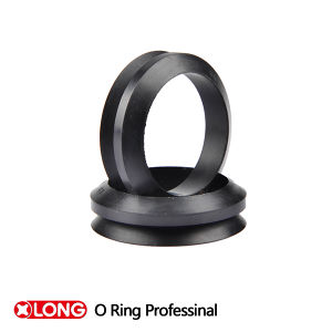 Shaft Rotary NBR Rubber Ve Ring Dust Seal pictures & photos