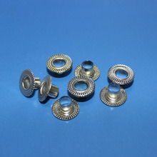 Stainless Steel Eyelet Button Wholesaler pictures & photos