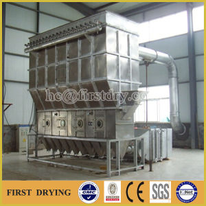 Hot Sale Horizontal Fluidizing Dryer Machine (XF-0.3X6)