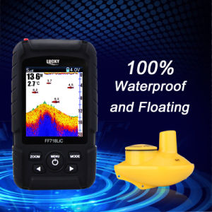 Handheld Remote Fishfinder Fishing Equipment pictures & photos