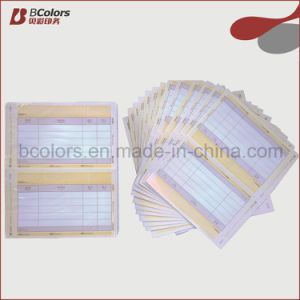 9.5′′*11′′ Printing Paper Carbonless NCR 3 Part Computer Forms pictures & photos