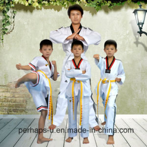 High Quality Taekwondo Uniforms for  Child and Instructor pictures & photos