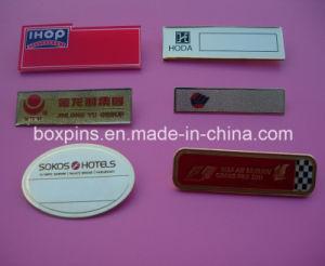 Custom PVC Label Name Badge Tag