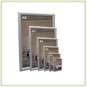 Poster Frame A1 A2 A3 A4 Custom Aluminum Snap Frame pictures & photos
