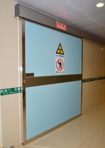 Medical Anti-Radiation Lead Door