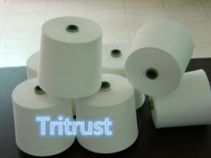 Polyester Spun Yarn for Sewing Thread (50s/3) pictures & photos