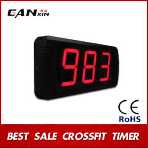[Ganxin] 4inch Indoor LED Digital Counter with 7 Segment pictures & photos