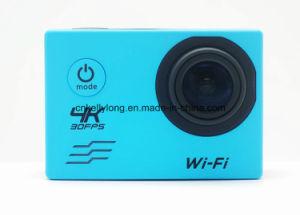 Cheap 2.0 LCD 170 Lens 4k Helmet Sport Action Camera Waterproof Camera