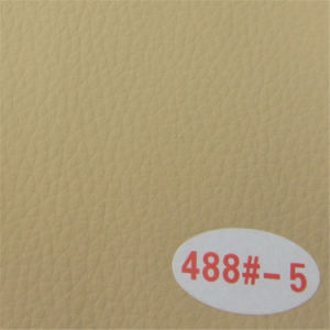 China Wholesale Textiles & Leather Products PVC Synthetic Leather pictures & photos
