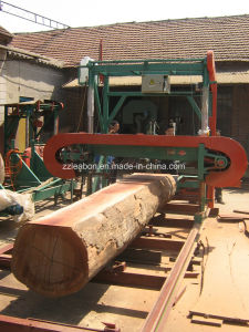 Forest Used Easy Moving Band Saw Cutting Machine pictures & photos