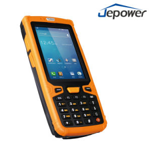 PDA Barcode Scanner Touch Screen Terminal with 3G/Wi-Fi/Bluetooth/ NFC/ RFID pictures & photos