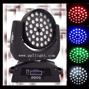 36*8W LED Zoom Beam Moving Head Light pictures & photos