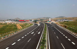 Roundness Exceed 85% Glass Beads for Highway Road Marking pictures & photos