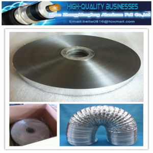 Single Sided Shield Lamination Alu/Pet Foil  for Equipment Cooling Fin pictures & photos