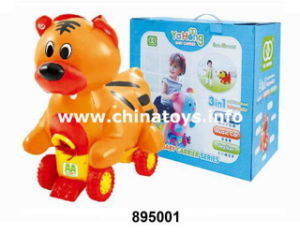 Plastic Baby Walker Tiger Baby Ride on Car (895001) pictures & photos