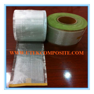 25cm Width 360GSM Fiberglass Woven Tape for Pipe Joint pictures & photos