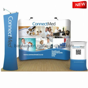 Cheap Custom Backdrop Fabric Printing Banner Display Stand pictures & photos