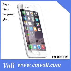 0.33mm 9h Tempered Glass Screen Protector for iPhone 6 pictures & photos