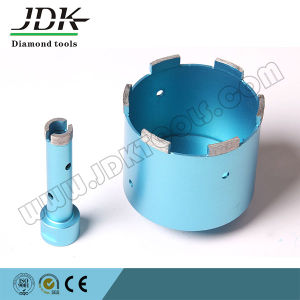 Jdk-3 Roof Top Diamond Core Drill Segment pictures & photos