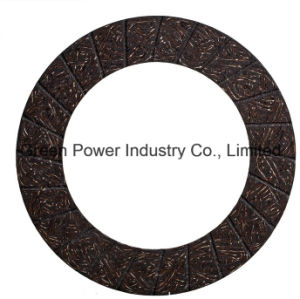 High Quality Copper Wire Non-Asbest0s Clutch Facings pictures & photos