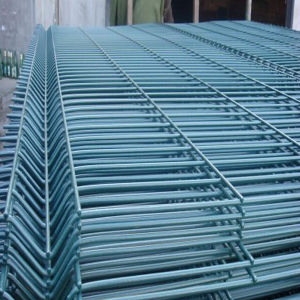 PVC Welded Wire Mesh Panel for Fencing pictures & photos