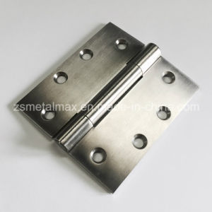 Stainless Steel 4.5 Inch Door Spring Hinge (184540) pictures & photos