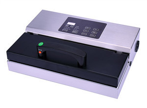 Automatic Suction Vacuum Sealer Vacuum Packaging Machine with Digital Displayer