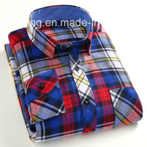 Warm Men′s Shirt pictures & photos