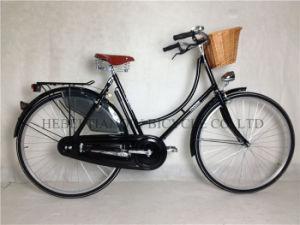 26 Inch 3 Speed Lady′s City Bike/Dutch Bike pictures & photos