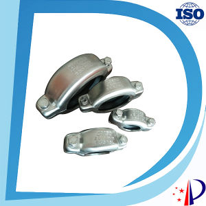 High Pressure Flexible Stainless Steel Pipe Quick Release Clamp pictures & photos