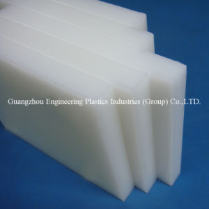 Plastic Natural Color UHMWPE Board pictures & photos