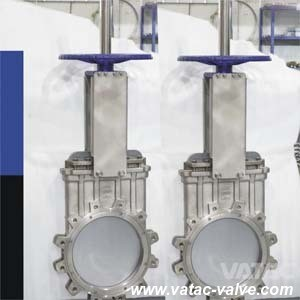 Stainless Steel Full Lug Knife Gate Valve pictures & photos