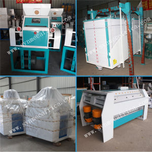 Flour Mill Manufacturer (6FTS-19 for wheat/maize/corn) pictures & photos