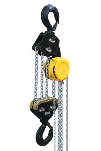 Panda Type Chain Block Lifting Equipment of 10t High Quality pictures & photos