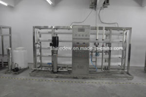 Easy Operation Ss304 20000L/Hr Agua Eau Water Purification System pictures & photos