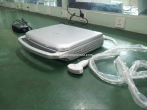 Ce Medical Equipment Digital Laptop 3D/4D Color Doppler Ultrasound Scanner pictures & photos