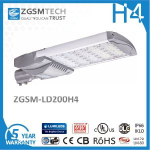 IP66 200 Watt LED Street Light for Parking Area Lighting pictures & photos