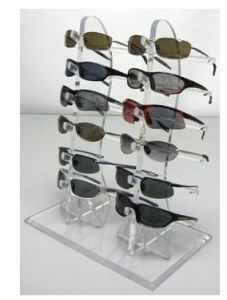Custom Clear Acrylic Eyewear Display Stand. Sunglasses Display, Eyeglass Display pictures & photos
