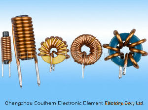 Choke Coil Inductor/Power Radial Inductor with RoHS pictures & photos