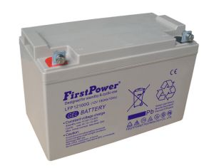 12V AGM Gel Battery (LFP12100G) pictures & photos