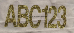 Eco-Friendly Glitter Heat Transfer Printing for All Kinds of Textiles pictures & photos