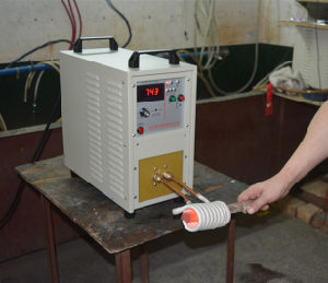 Air Cooled High Frequency Induction Heating Machine (HF-15KW) pictures & photos