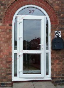 American Standard PVC Arch Hinge Door (BHP-CDA11) pictures & photos