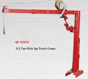 0.5ton Pick up Truck Crane pictures & photos