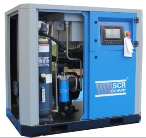 Permanent Magnetic Screw Air Compressor (SCR75M) pictures & photos