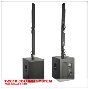 DSP Speaker System Powered Line Array Column Systems pictures & photos