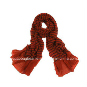 New Fashion Printed Viscose Scarf pictures & photos