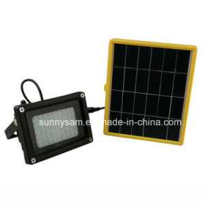 54LED Solar Floodlight for Outdoor Garden Decorate Project-Light Lamp pictures & photos